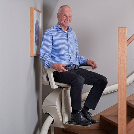 Stair Lift Assisted Living